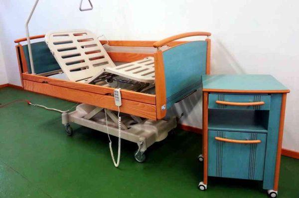 polohovací postele pro seniory největší výběr