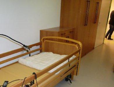 Kompletní pečovatelský pokoj